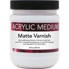 Art Advantage . ART 8OZ ACRYLIC MATTE VARNISH