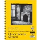 Bee Paper Company . BEE 8.5X11 50# ROUGH SKETCH 100 SH