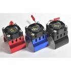 APS Racing . APS ALU MOTOR HEAT SINK VER2 BLUE