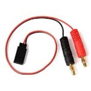 Associated Electrics . ASC FUTABA RX CHARGE LEAD