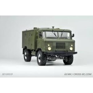 Cross RC . CRO 1/10 GC4M 4X4 TRUCK