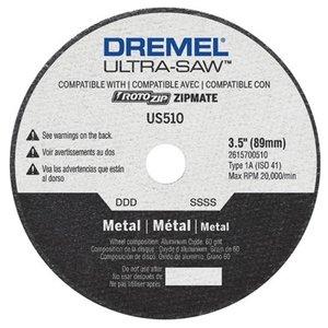 Dremel . DRE DREMEL ULTRA SAW METAL CUTTING WHEEL