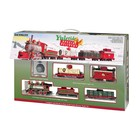 Bachmann Industries . BAC 0N30 YULETIDE SPECIAL DELIVERY TRAIN SET