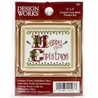 DESIGN WORKS . DEW MERRY CHRISTMAS