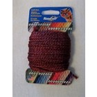 Cottage Mills . COM CRAFT YARN 20YDS BURGUNDY