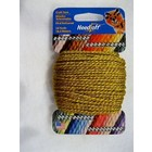 Cottage Mills . COM CRAFT YARN 20YDS GOLD