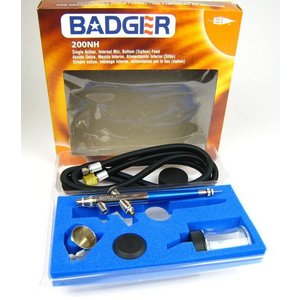 Badger Air.Brush Co . BAD MODEL 200NH AIRBRUSH SET
