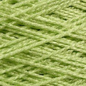 Cottage Mills . COM CRAFT YARN 20YDS BRIGHT GREEN