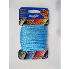 Cottage Mills . COM CRAFT YARN 20YDS BRIGHT blue