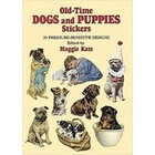 Dover Publishing . DOV DOGS & PUPPIES STICKERS