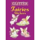 Dover Publishing . DOV GLITTER FAIRIES STICKERS