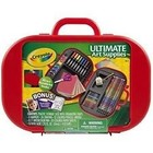 Crayola . CRY ULTIMATE ART SUPPLY KIT
