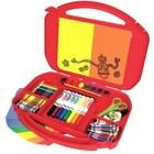 Crayola . CRY ULTIMATE ART SUPP KIT W/EASEL
