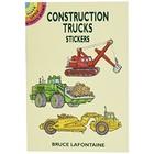 Dover Publishing . DOV CONSTRUCTION TRUCKS STICKERS