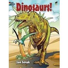Dover Publishing . DOV DINOSAURS COLORING BOOK