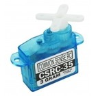 Common Sense R/C . CSR CSRC-35 Ult Nano Serv 3GR