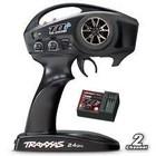 Traxxas Corp . TRA TQI 2.4GHZ 2-CH RADIO W/TSM & MICRO RECEIVER