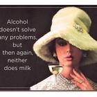 Desperate Enterprises . DPE ALCOHOL DOESN'T SOLVE