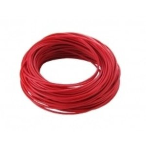 Common Sense R/C . CSR 14 GAUGE SILICONE WIRE RED