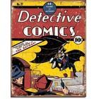 Desperate Enterprises . DPE Detective Comics The Batman - Rectangular Tin Sign