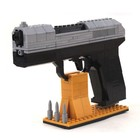 AUSINI . AUS MP-45 Coup Building Blocks 268Pc