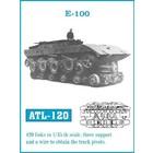 1/35 E100 TANK TRACK LINK SET