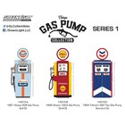 Green Light Collectibles . GNL 1/18 Vintage Gas Pump Collect