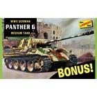 Lindberg . LND 1/72 Panther G bonus pk