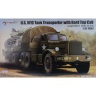 1/35 US M19 TANK TRANSPORTER HARD TOP CAB