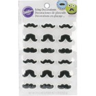 Wilton Products . WIL Royal Icing Decorations - Mustache