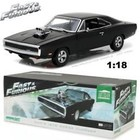 Green Light Collectibles . GNL 1/18 1970 DODGE CHARGER FAST & FURIOUS