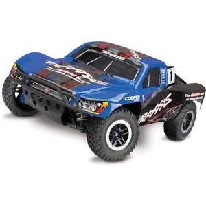 Traxxas Corp . TRA Slash 4x4 Ultimate, 1/10 Short Course Truck RTR