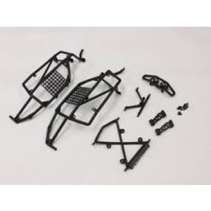 Kyosho . KYO ROLL CAGE SET BLK