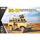 Kinetics . KIN 1/35 RG-31 Mk3 Canadian Army