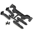 RPM . RPM Adjustable Front Body Mount & Post Set