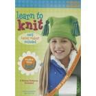 Leasure Arts . LRT LEARN TO KNIT HAT