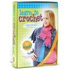 Leasure Arts . LRT LEARN TO CROCHET SCARF