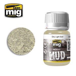 Ammo of MIG . MGA Heavy Mud Dry Light Soil
