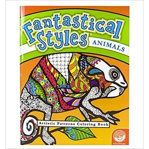 MindWare . MIW FANTASTICAL - ANIMALS