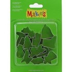 Makins . MAK CHRISTMAS CLAY CUTTER