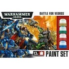 Fantasy Flight Games . FFG WARHAMMER 40K - BATTLE FOR VEDROS PAINT