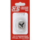 K&S Engineering . K+S Threading Die2-56