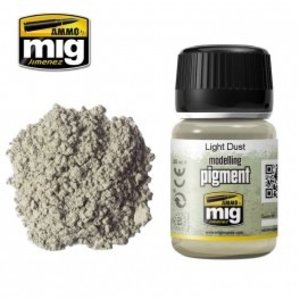 Ammo of MIG . MGA Light Dust Pigment