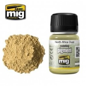 Ammo of MIG . MGA North Africa Dust Pigment