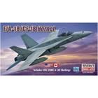 Minicraft Models . MMI 1/72 F/A18 CF-18 Hornet