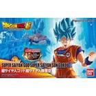 Bandai . BAN Figure-rise Standard - Super Saiyan God Super Saiyan Son Gokou