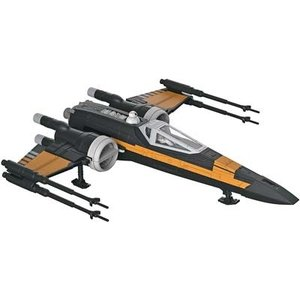 Revell Monogram . RMX 1/78 Poe's Boosted X-Wing Fighter