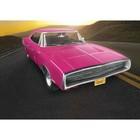 Revell Monogram . RMX 1/25 1970 Dodge Charger R/T