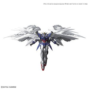 Bandai . BAN 1/100 MG Wing Gundam Zero EW