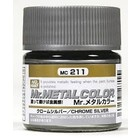 Gunze . GNZ Mr. Color Metal Color Brass
